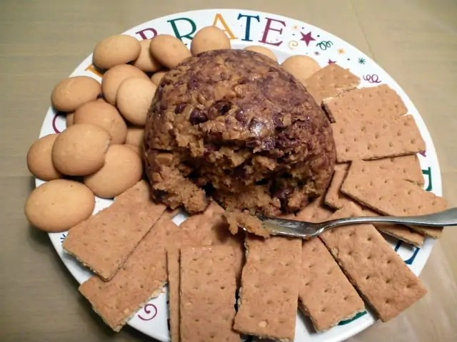 PB Cheese ball