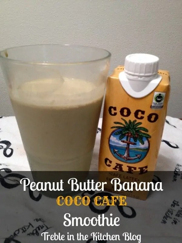 cococafe smoothie text