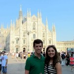 Honeymoon Recap:  Welcome to Milano