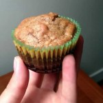 Cookbook Challenge:  Apple Muffins