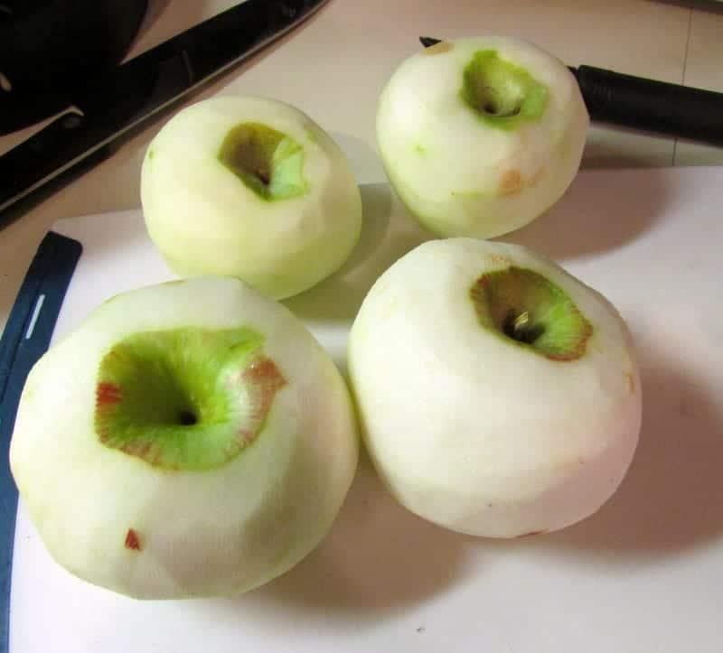 apple sauce 1