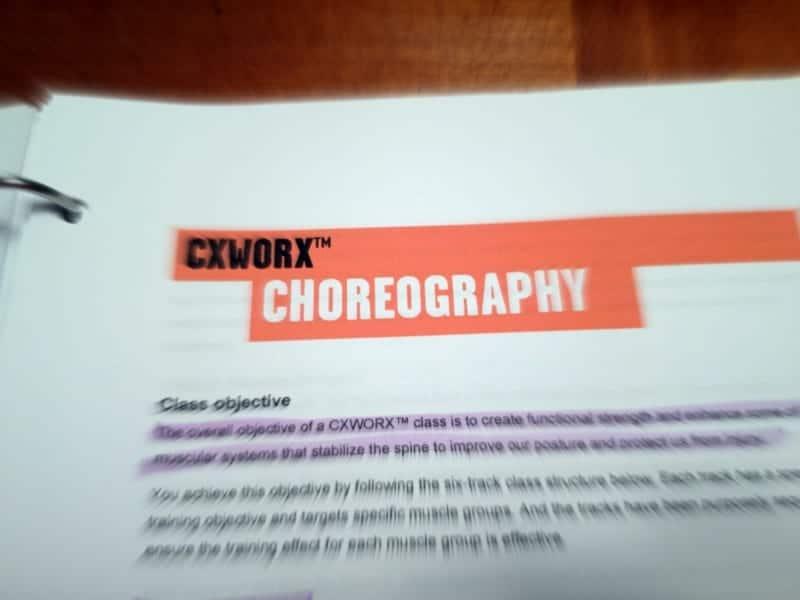 cxworx notes