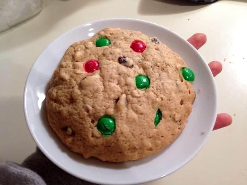 single serve cookie
