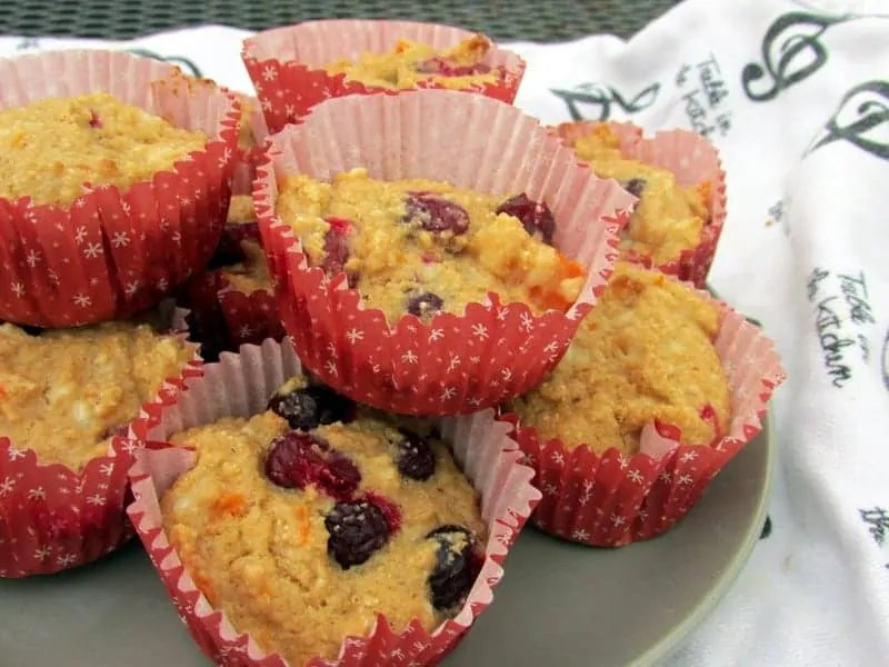 Sweet Potato Muffins Lean Green Bean 3