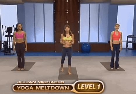 Jillian Michaels Yoga