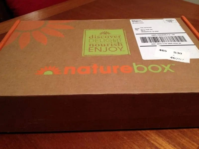 PopSugar NatureBox Review - Treble in the Kitchen