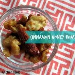 Cinnamon Honey Roasted Nuts