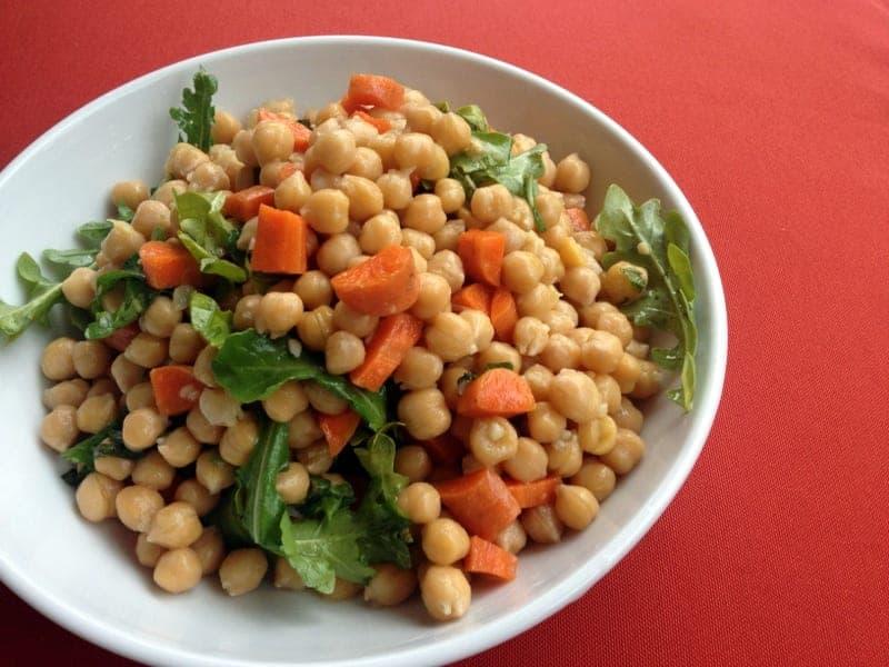 Italian Chickpea Salad