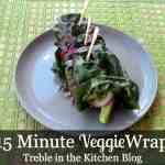 Morningstar Farms 15 Minute Veggie Wrap