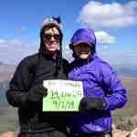 Hiking Mt. Bierstadt, My First 14er!