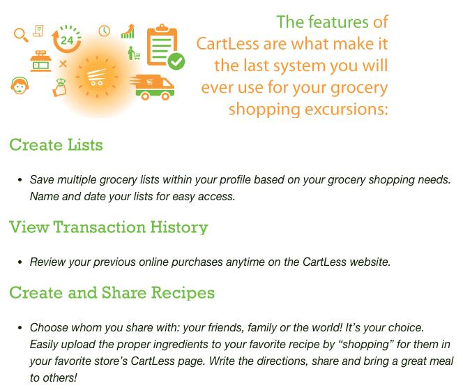 CartLess Kickstarter