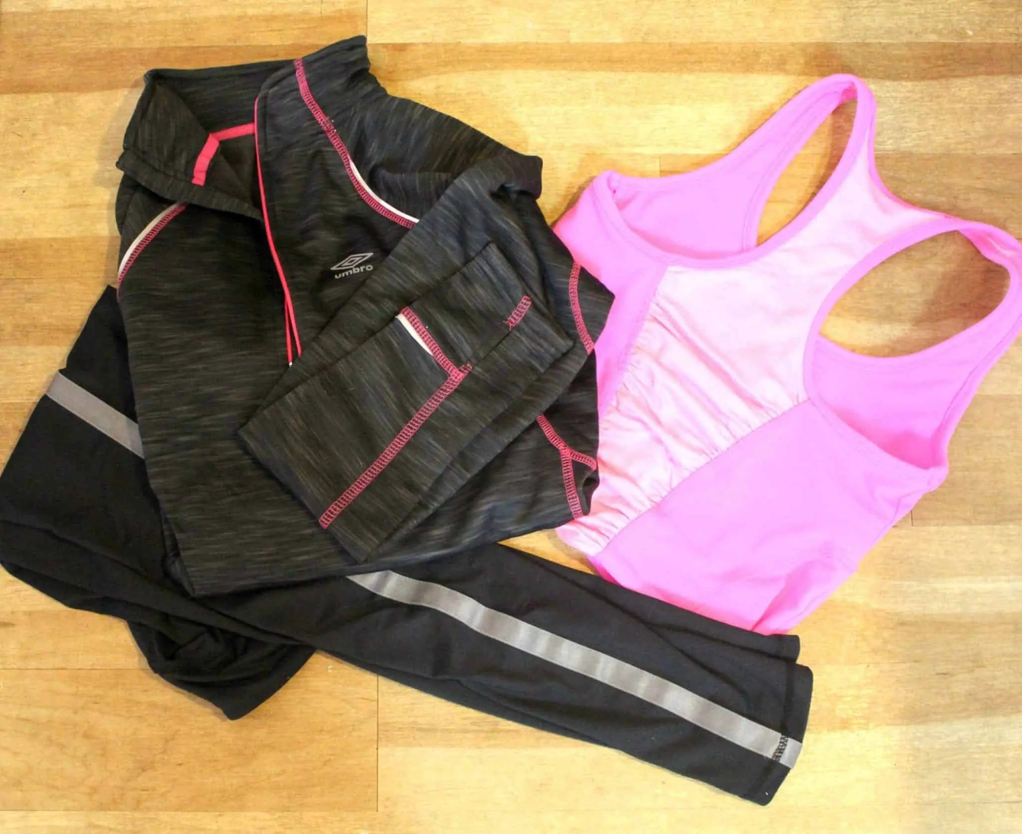 Gordmans Activewear from Treble in the Kitchen