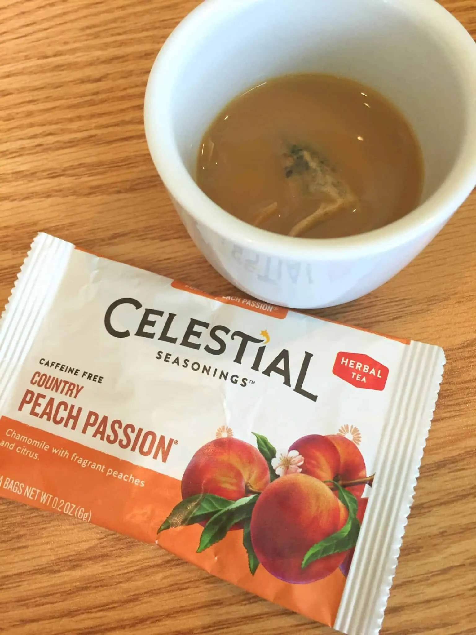 Celestial Seasonings Boulder | Treble in the Kitchen