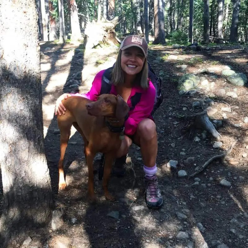 Spruce Creek Hike in Breckenridge