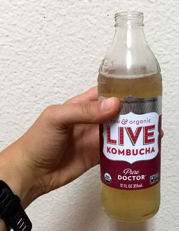 live kombucha
