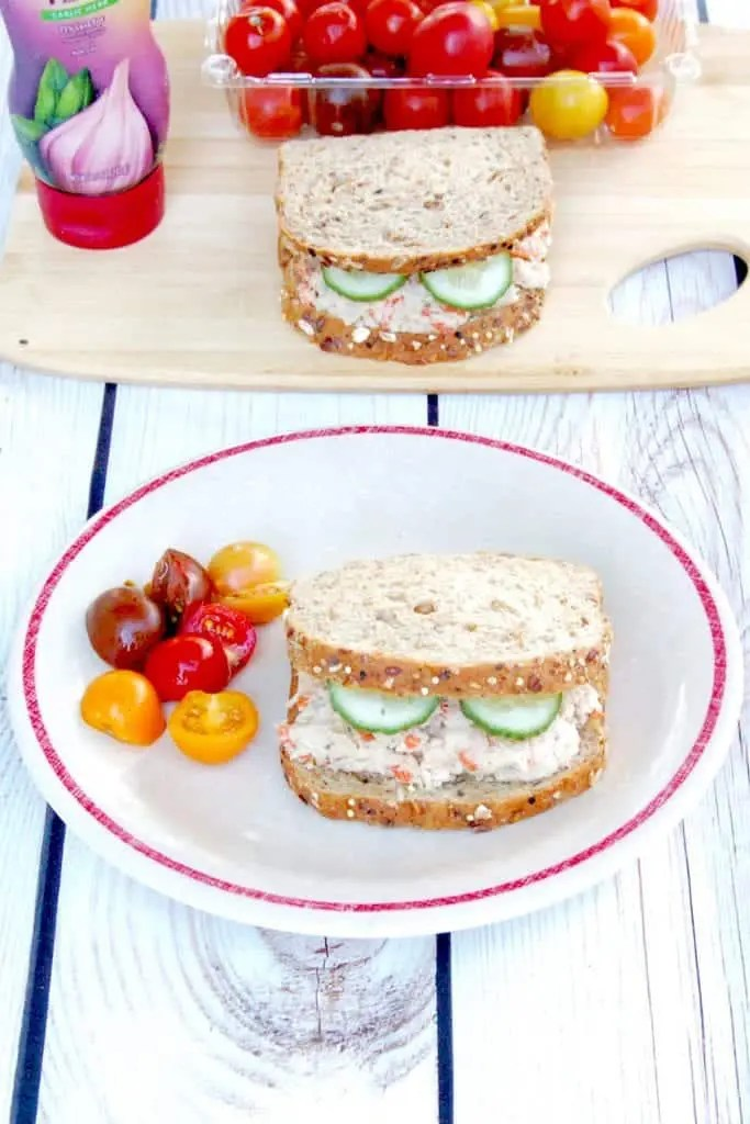 healthy packable lunch ideas