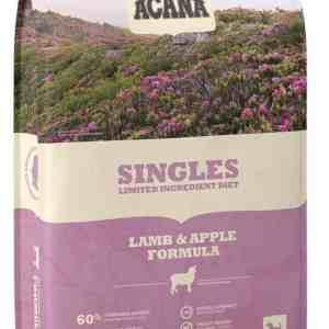 Acana Singles Lamb Apple front of bag