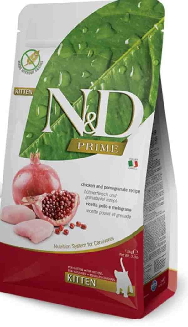 Farmina N&D Chicken Pomegranate Kitten