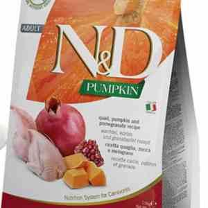 Farmina N&D Quail Pumpkin Pomegranate