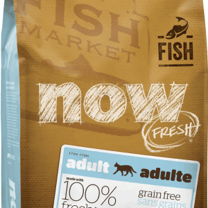 Now Adult Fish Front of Bag