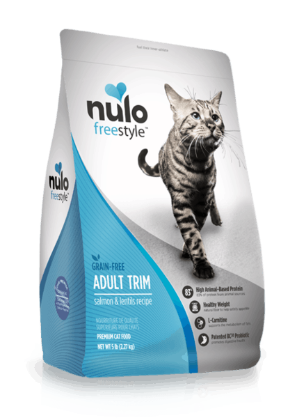 Nulo Freestyle Adult Trim Salmon & Lentils