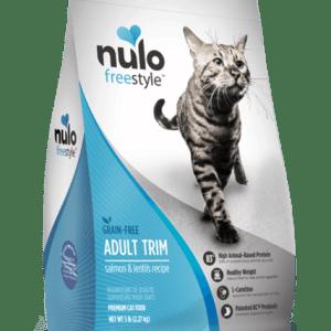 Nulo Freestyle Adult Trim Salmon & Lentils