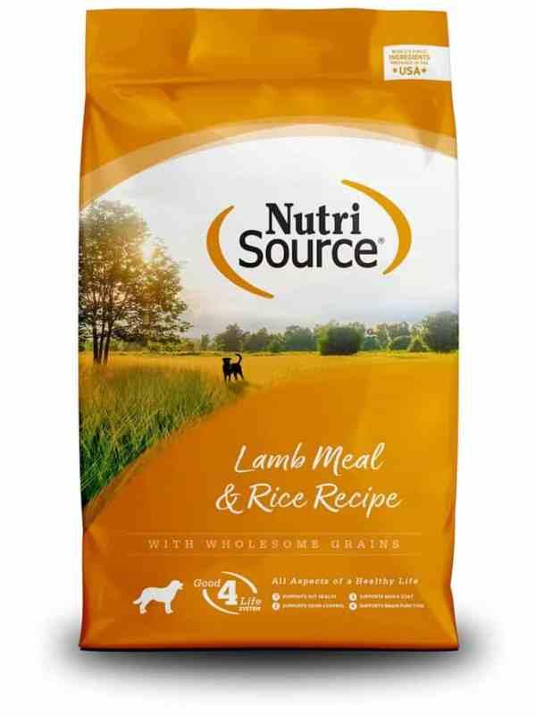 Nutri Source Lamb & Rice