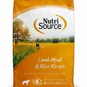 Nutri Source Lamb & Rice