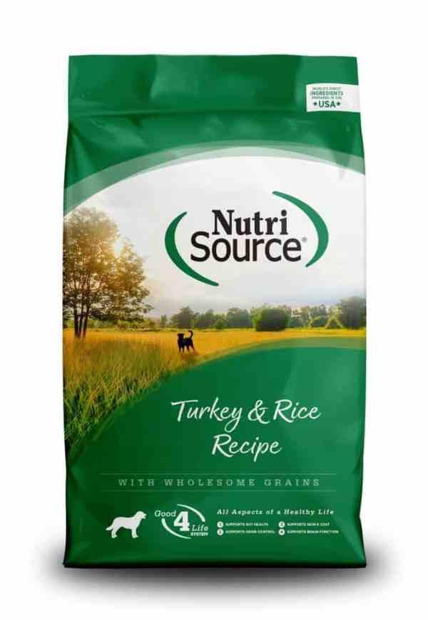 Nutri Source Turkey & Rice