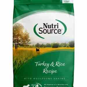 Nutri Source Turkey & Rice