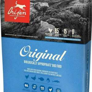 Orijen Original Dog Food Front of Bag