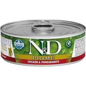 Farmina N&D Kitten Canned food front