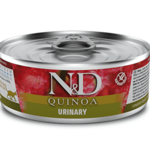 Farmina ND Urinary Cat food front of can