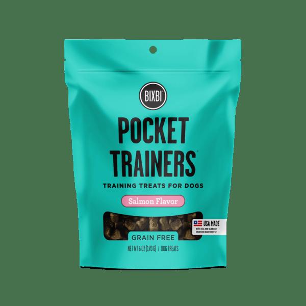 Bixbi salmon pocket trainers