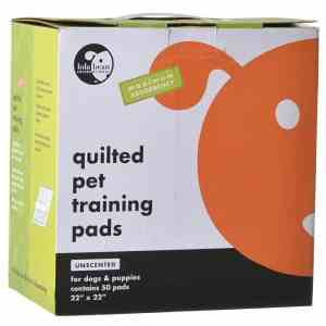 Lola bean 22x22 training pads