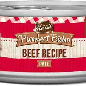 Beef Recipe canned cat food 5.5oz