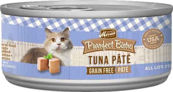 Merrick tuna recipe canned cat food 5.5oz