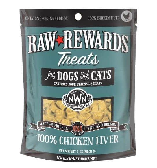 NW Naturals RR Chicken Liver