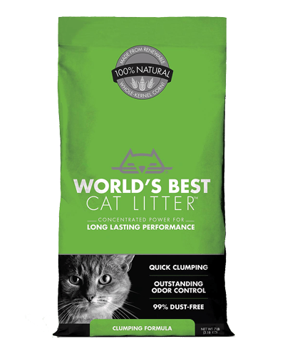 World's best cat litter original