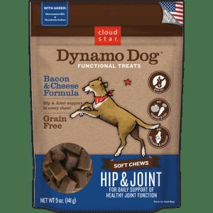 Dynamo Dog Bacon and Cheese