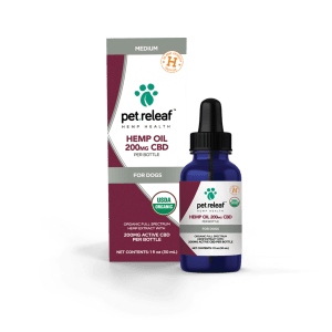 Pet Releaf 200mg CBD Hemp Oil