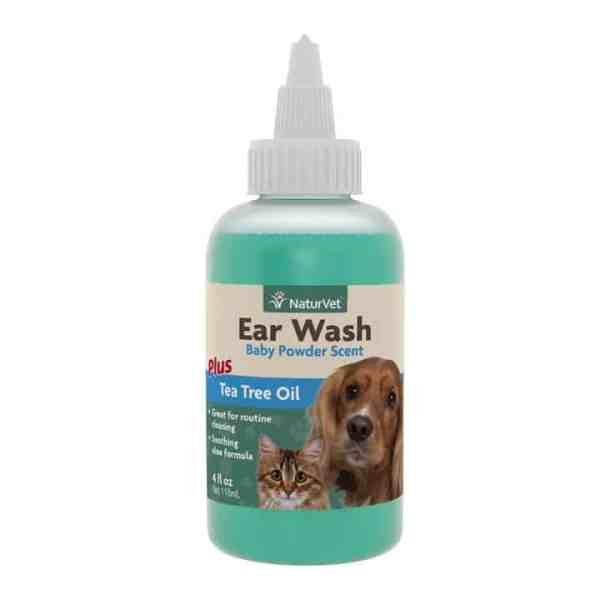 NaturVet Ear Wash