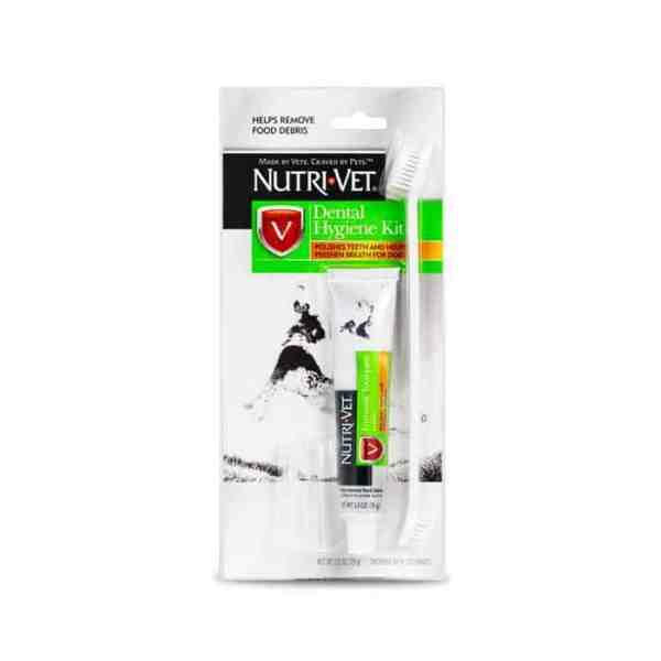 Nutri Vet Dental Hygiene Kit