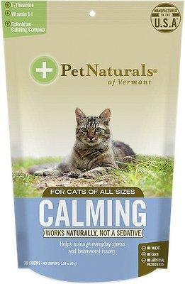 PNV Cat Calming treats
