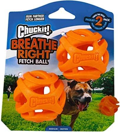 Chuck it breathe right