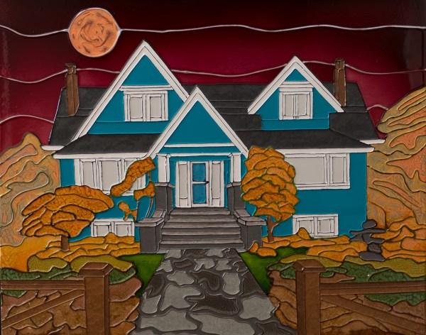 74 Elm Street - Colorist Art - Urban Collection 3-1-6 #3
