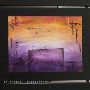 Beryl - Abstract Art – Hurricane Season 2018 - 3-2-2 #1