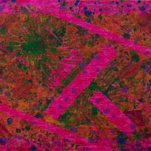 Humberto - Abstract Art – Hurricane Season 2019 - 3-2-1 #6