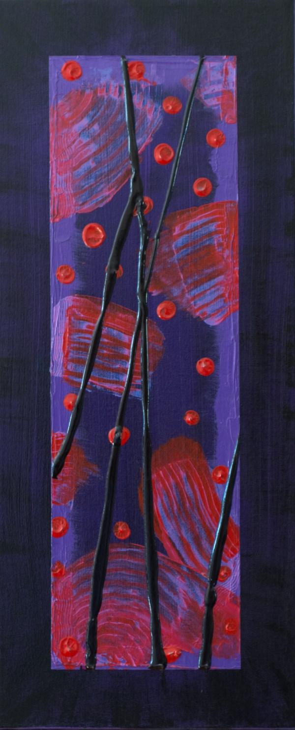Kirk 3 - Abstract Art – Hurricane Season 2018 - 3-2-2 #9