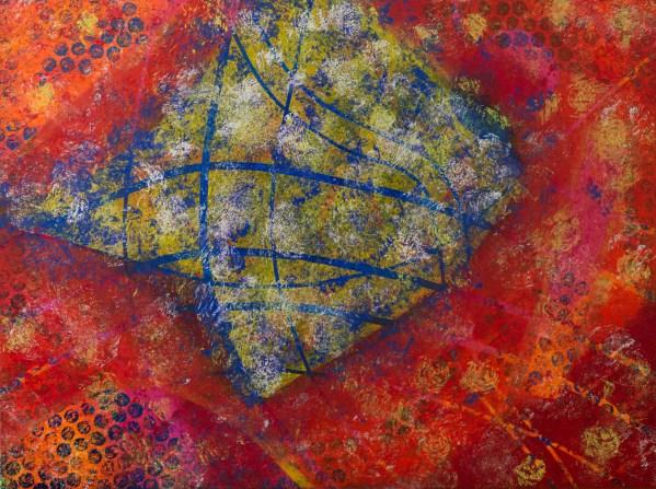 Lorenzo - Abstract Art – Hurricane Season 2019 - 3-2-1 #10